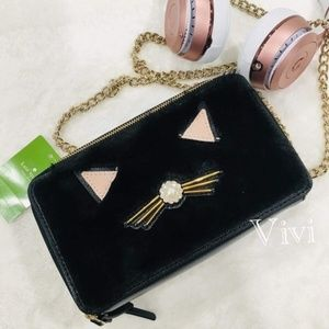 kate spade Bags - BRAND NEW NWT AUTHENTIC KATE SPADE CAT PURSE